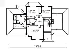 План 2 этажа (Европа)