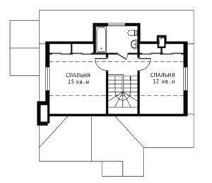 План 2 этажа Бремен
