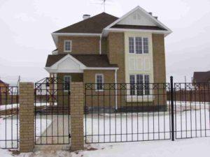 Проект ИРИС - дом для постоянного проживания