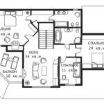 План 1 этажа Петр