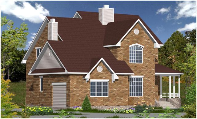 Выбираем проект каркасного дома