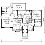 План 1 этажа Лондон