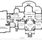 План 1 этажа Мериленд
