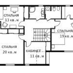 План 2 этажа Лондон