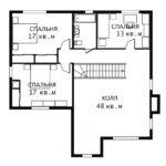 План 2 этажа Людмила