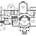 План 2 этажа Мериленд
