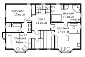 План 2 этажа Наташа