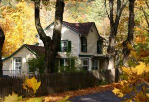 Строим дом осенью